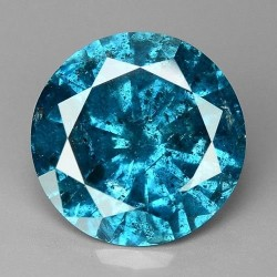 1,92 CT 8,26 mm Blue...